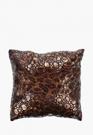 Подушка декоративная Shining Star. Цвет: коричневый