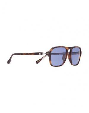 Солнечные очки DUNHILL. Цвет: коричневый