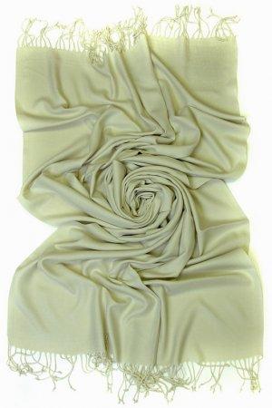 Палантин Frantelli. Цвет: белая глина