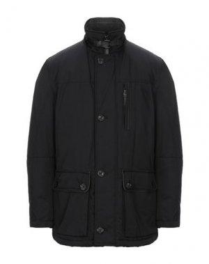 Куртка BUGATTI. Цвет: черный