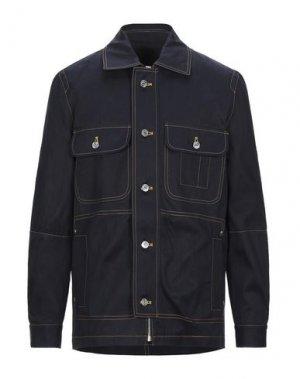 Куртка BAND OF OUTSIDERS. Цвет: синий