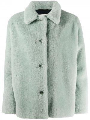 Куртка Hannah Inès & Maréchal. Цвет: зеленый