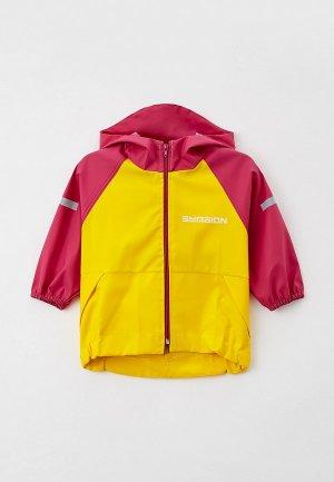 Куртка Symbion. Цвет: разноцветный