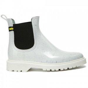 Ботинки Lemon Jelly. Цвет: белый