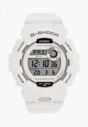 Часы Casio G-SHOCK GBD-800-7ER. Цвет: белый