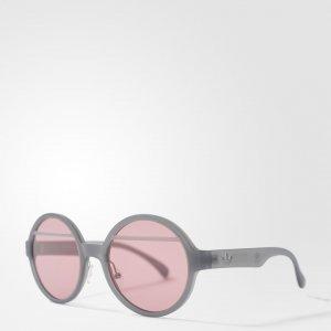 Солнцезащитные очки AORP001 Originals adidas. Цвет: серый