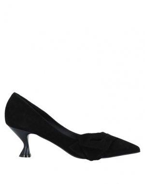 Туфли SGN GIANCARLO PAOLI. Цвет: черный