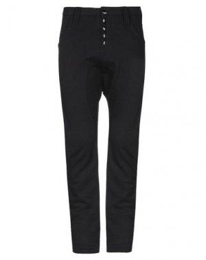 Повседневные брюки HUMÖR. Цвет: черный
