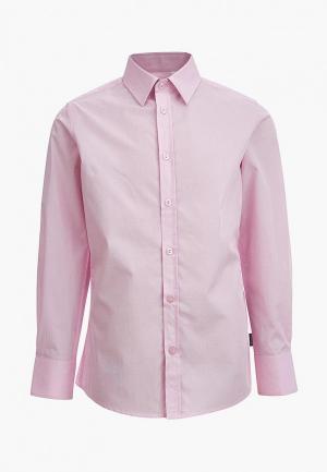 Рубашка Gulliver. Цвет: розовый