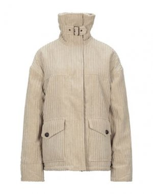 Куртка SESSUN. Цвет: бежевый