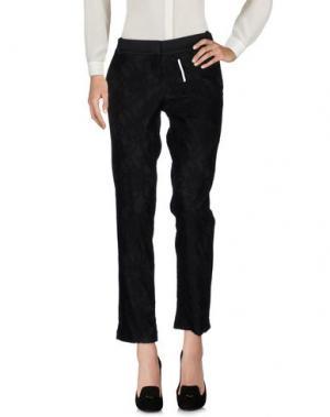 Повседневные брюки FLAVIO CASTELLANI. Цвет: черный