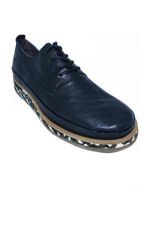 Ботинки Fly London. Цвет: черный