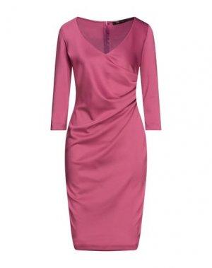 Короткое платье MARCIANO. Цвет: пастельно-розовый