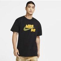 Мужская футболка с сезонным логотипом для скейтбординга Nike SB