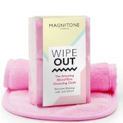 WipeOut! Amazing MicroFibre Cleansing Cloth - Pink (x2) Magnitone London
