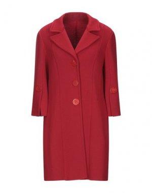 Легкое пальто CHARLOTT. Цвет: красный