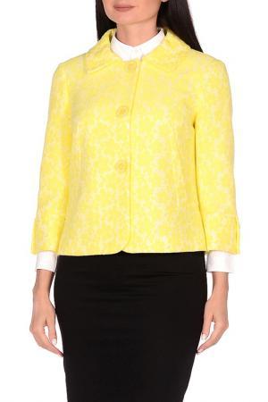 Пиджак LZ. Цвет: лимонный