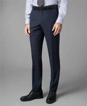 Костюмные брюки HENDERSON. Цвет: светло-синий