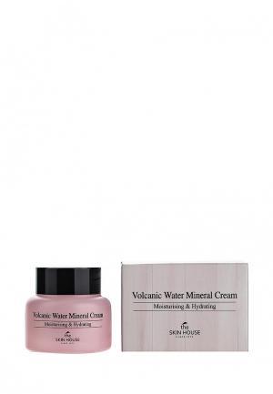 Крем для лица The Skin House с минеральной вулканической водой Volcanic Water Mineral 50 мл