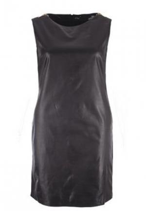 Платье MOSCHINO Love. Цвет: черный