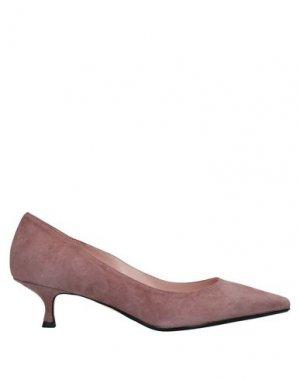 Туфли ANNA F.. Цвет: пастельно-розовый