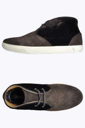 Ботинки Alberto Moretti. Цвет: серый