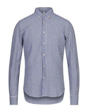 Pубашка BROOKSFIELD. Цвет: синий