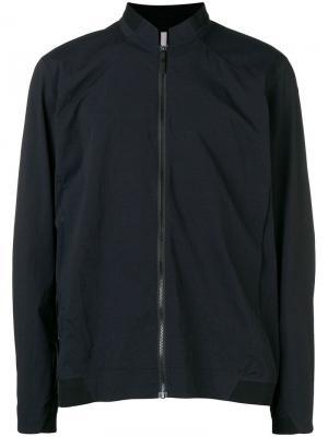 Куртка-бомбер в стиле casual Arc'teryx. Цвет: черный