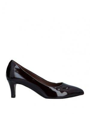 Туфли CALPIERRE. Цвет: баклажанный