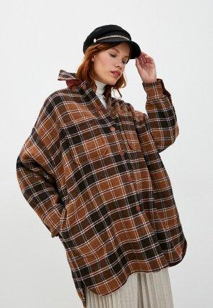 Пальто See by Chloe. Цвет: коричневый