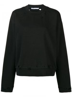 Distressed sweatshirt T By Alexander Wang