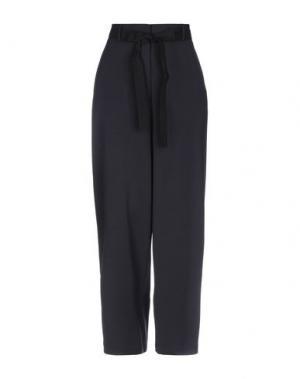Повседневные брюки HACHE. Цвет: темно-синий