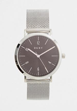 Часы DKNY NY2741. Цвет: серебряный