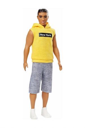 Кен (Мода Нью-Йорка) Barbie. Цвет: желтый