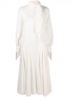 Платье Bellida By Malene Birger. Цвет: нейтральные цвета