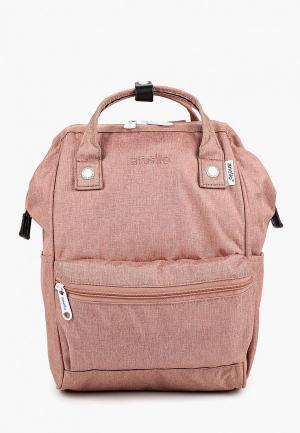 Рюкзак Anello MINI 10L. Цвет: розовый