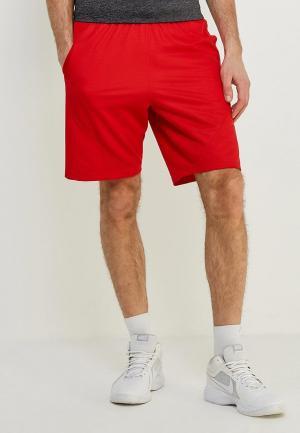 Шорты спортивные Nike MENS BASKETBALL SHORTS. Цвет: красный