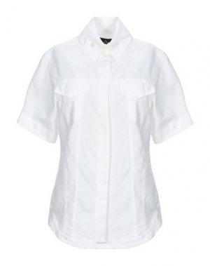 Pубашка VIVIENNE WESTWOOD ANGLOMANIA. Цвет: белый