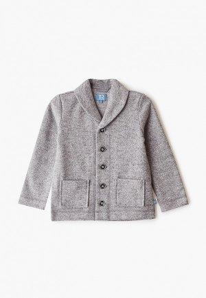 Пиджак Trenders. Цвет: серый
