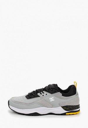 Кроссовки DC Shoes E.TRIBEKA. Цвет: серый