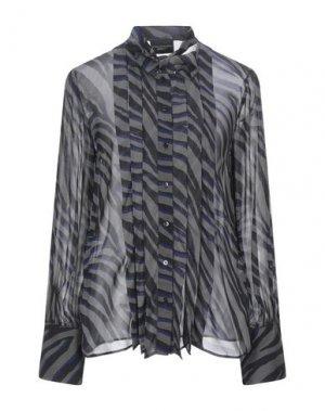 Pубашка ATOS LOMBARDINI. Цвет: серый