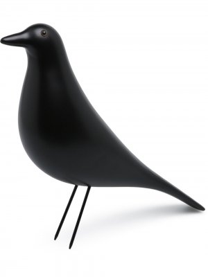 Фигурка Eames в форме птицы Vitra. Цвет: черный