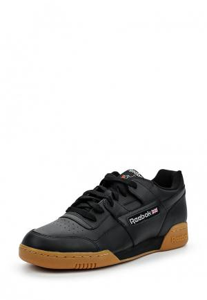 Кеды Reebok Classics WORKOUT PLUS. Цвет: черный