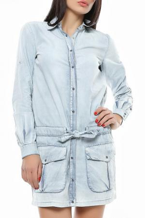 Dress Gas. Цвет: light blue