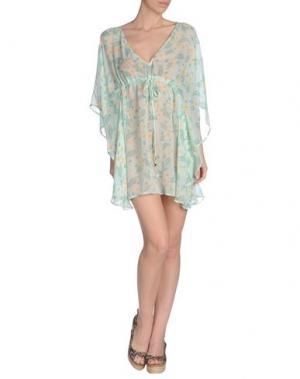Пляжное платье ELIZABETH HURLEY. Цвет: светло-фиолетовый