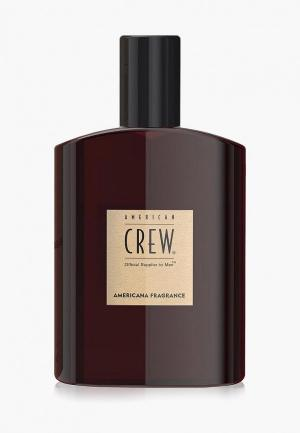 Туалетная вода American Crew Americana Fragrance, 100 мл. Цвет: прозрачный