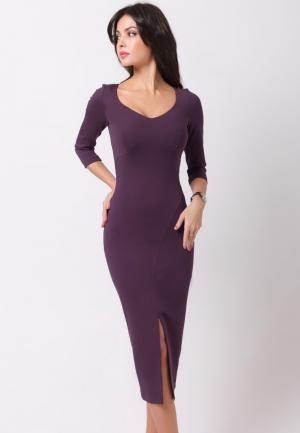 Платье Olga Skazkina. Цвет: фиолетовый