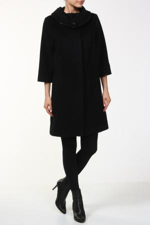 Пальто Мирта Веталика. Цвет: черный