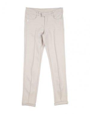 Повседневные брюки BRUMS. Цвет: бежевый