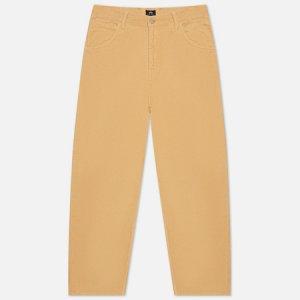 Мужские брюки Tyrell Corduroy Edwin. Цвет: бежевый